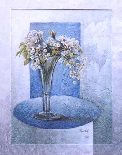 Blumen, Still in Blue