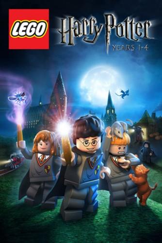 Harry Potter Lego Poster 62x90 cm