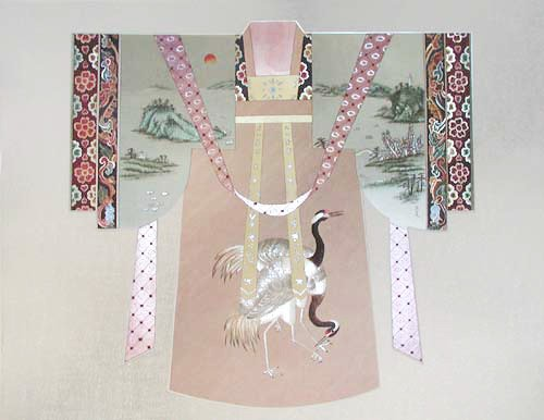 Court Dress of T`ang Dynasty II