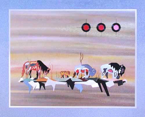 Burning Prairies - Stragglers by David B. Williams
