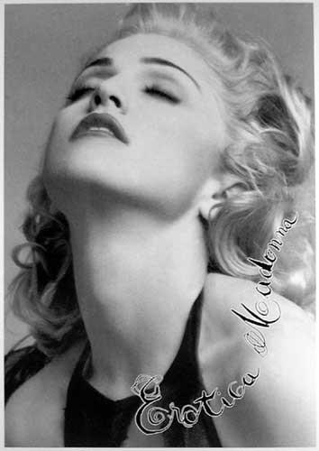 """Madonna """"Erotica"""""""