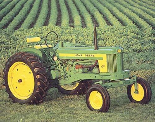 Traktor, J. D. 1957 Model