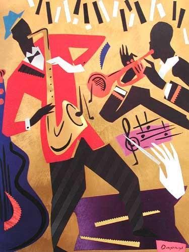 Jazz by Nicky Dupays