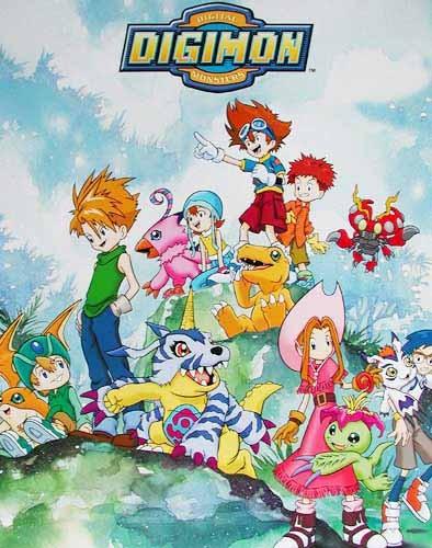 Digimon Poster