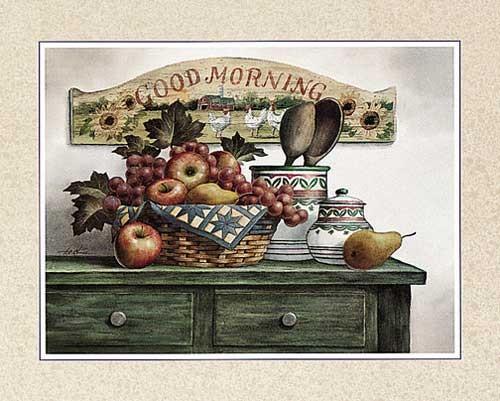 Stilleben, Good Morning