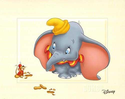 Dumbo mit Timothy