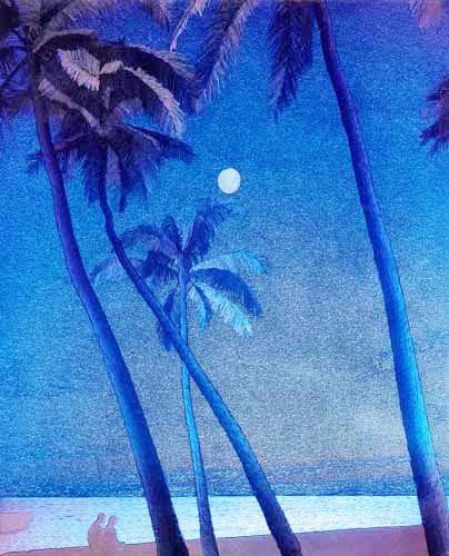 Midnight Palm Beach