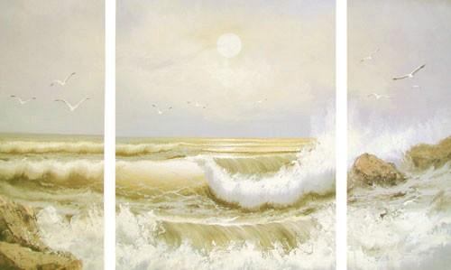 Frische Brise- Triptychon