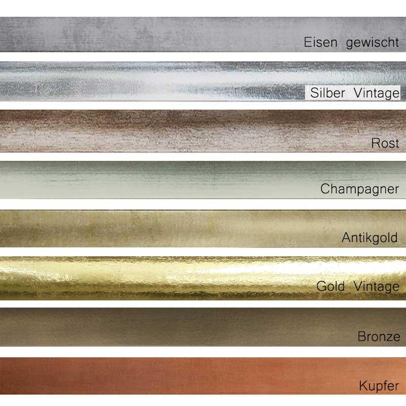 Bilderrahmen 45x60 / 60x45 cm, Aquarell in vielen Farben günstig