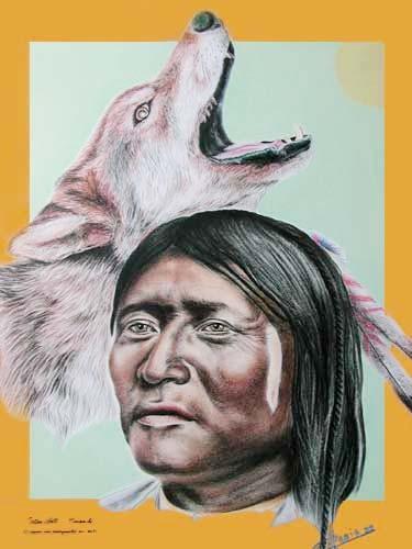 Olter Belt - Comanche
