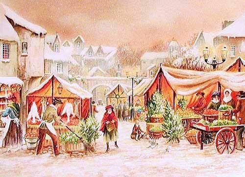 Weihnachtsmarkt III