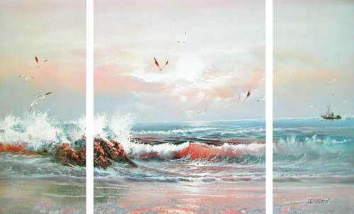 Sonnenuntergang by Howerd