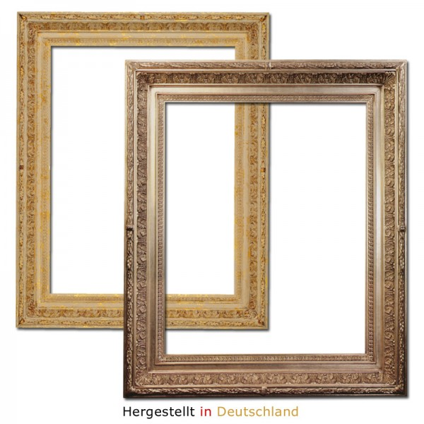 Verziehrter Antikrahmen Gemälderahmen Spiegelrahmen Biedermeier Rahmen Ingres