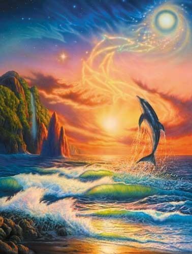 Sea Spirits by Malcom Horton