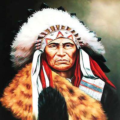 Indianer / Western