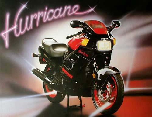Honda Hurricane