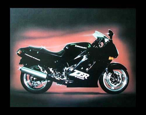 Kawasaki ZZ-R 1100