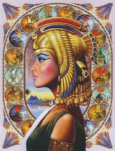 Nefertari/ Nofretete Bild
