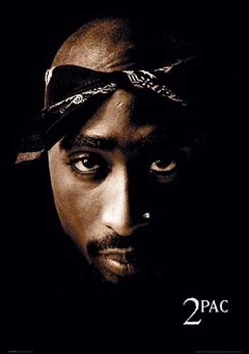 2Pac Shakur, Exodus Poster