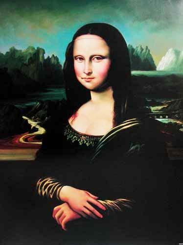 La Gioconda/ Mona Lisa