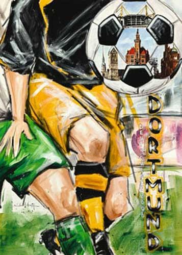 Dortmund by Michael Hopf