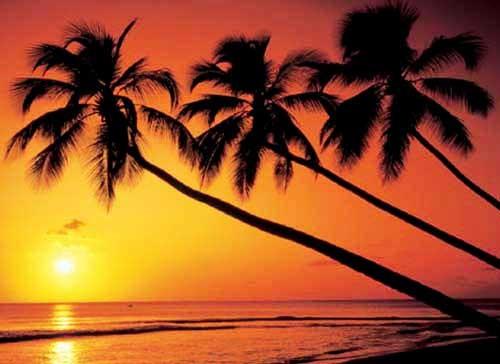 Sonnenuntergang, Beach Evening