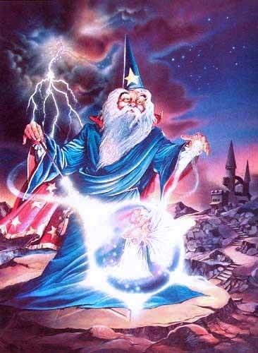 Merlin`s Fairy Spell