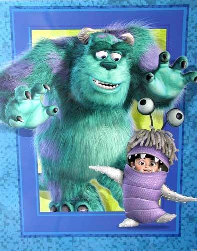 Die Monster AG (laminiert)