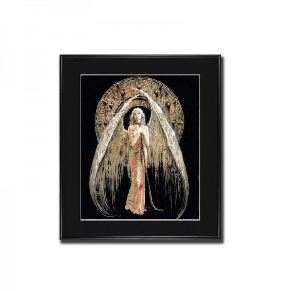 White Angel Luis Royo Wandbild Bild