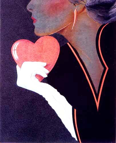 Lady und Herz