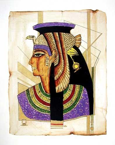 Die Königin Kleopatra Poster