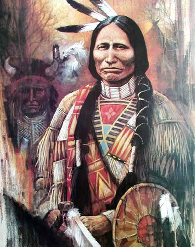 Chief by Ruane Manning