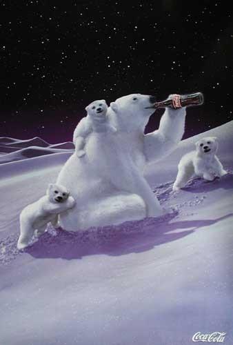 Coca-Cola Polar Bears