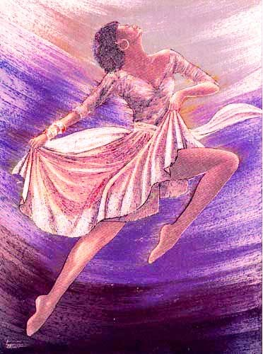 Tänzerin by Ferraro