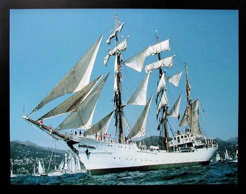 Segelschiff*