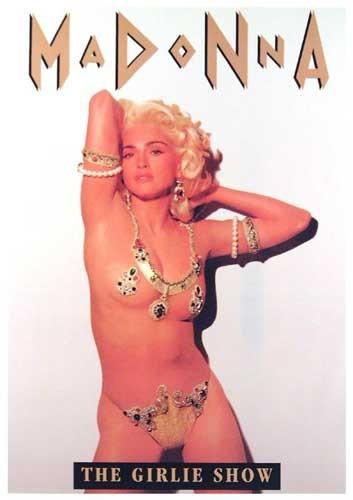 "Madonna ""The Girlie Show"""