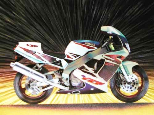 Yamaha YZF Genesis