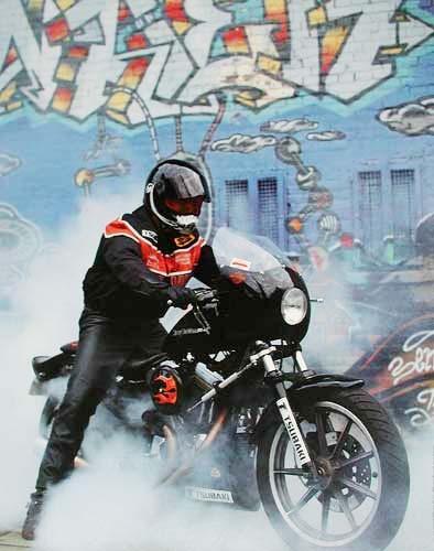 Harley Davidson by Evert Jan Vonk