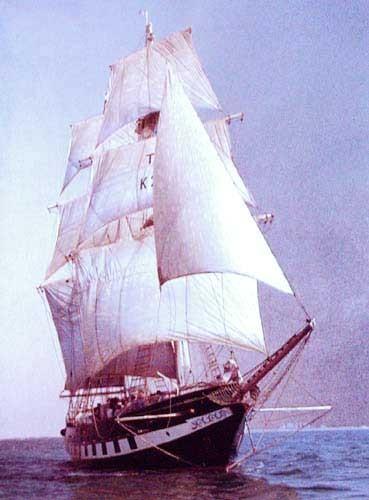 "Training Ship ""Royalist"""