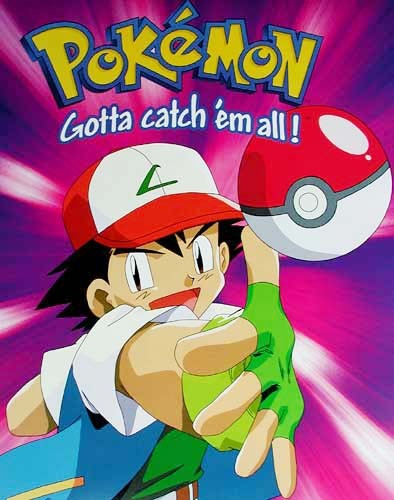 Pokemon Gotta cath èm all! *