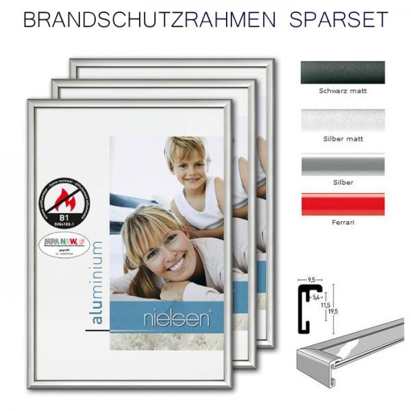 Nielsen Brandschutzrahmen 50x70, Classic