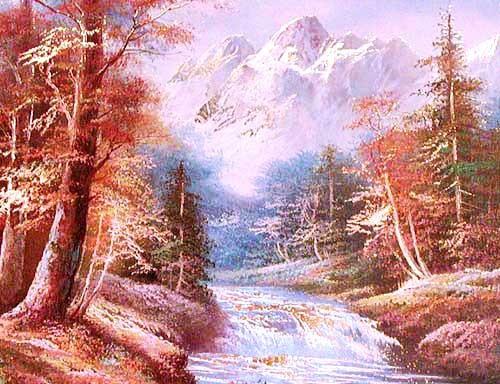 Landschaft by Chamon