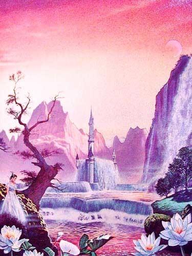 Lily Queen by Steve Crisp
