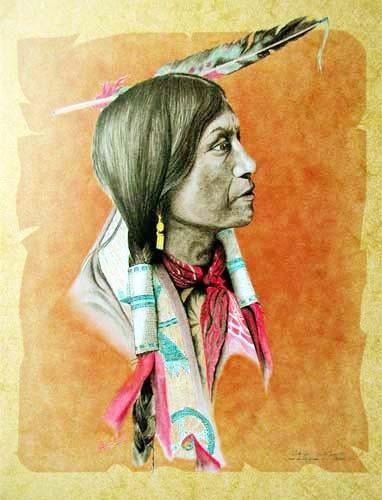 Vaks Gon Apache Jicarilla