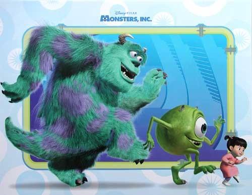 Die Monster AG (laminiert) *
