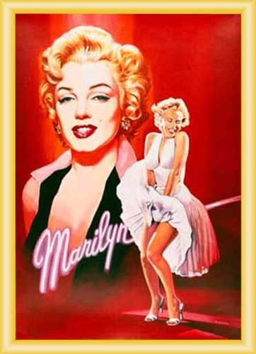 Marilyn Monroe, The Color of Love