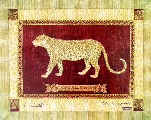 Leopard by Richard A. Henson *