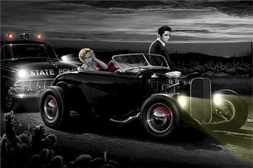 Joy Ride - Elvis und Marilyn, Helen Flint