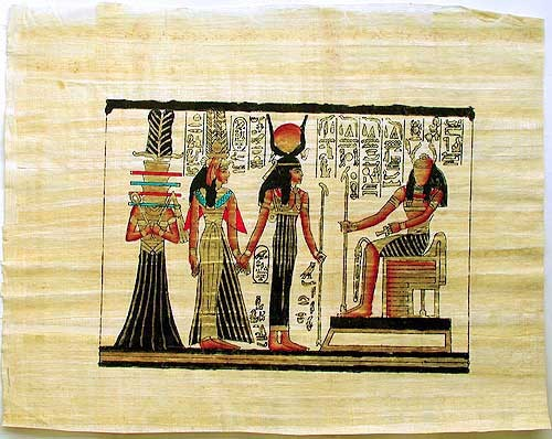 Papyrusbild
