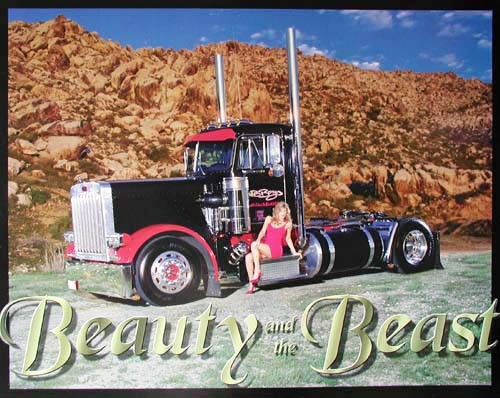 Peterbilt, Beauty and the Beast
